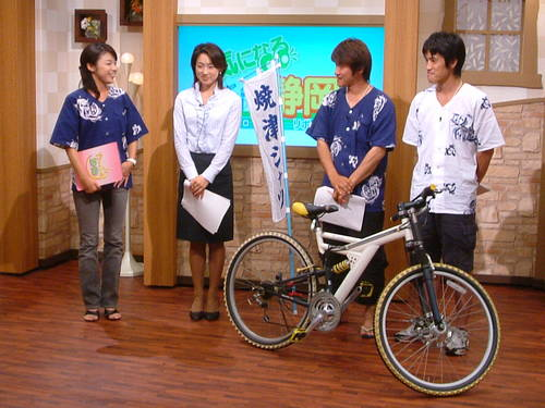 NHK静岡の高須レポーター